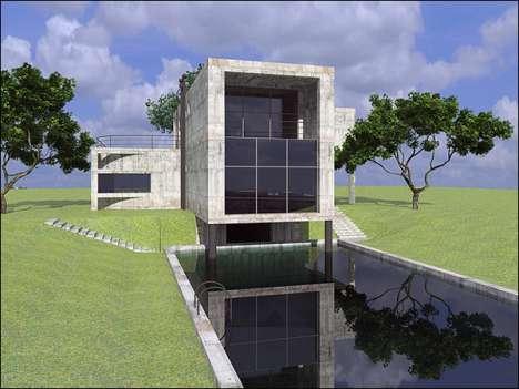 Concrete Block Abodes