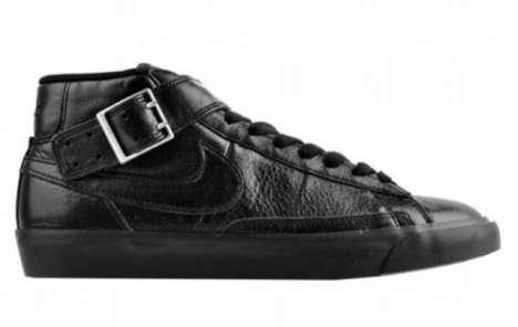 Belted Leather Kicks