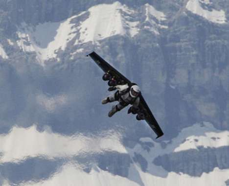11 Juicy Jet Packs