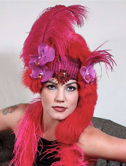 Extravagant Headdresses
