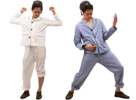 Hipster Pajamavertising