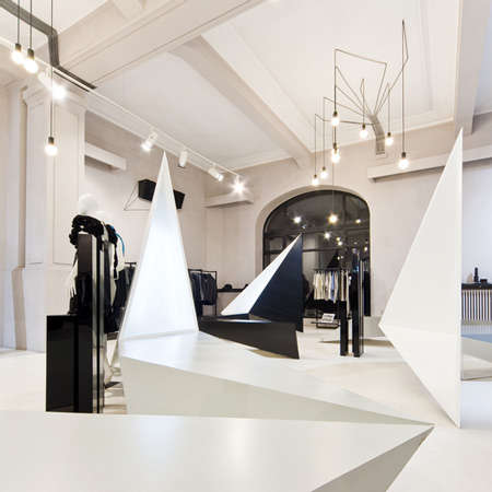 Pointy Retail Interiors