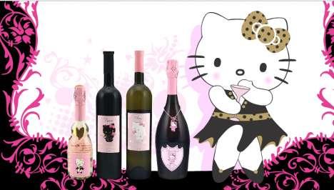 Cutsey Cat Liquor