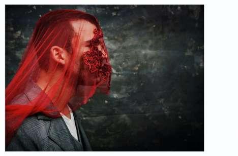 Red Veils for Men