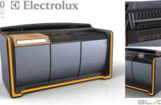 Senior-Aiding Kitchens - The Electrolux Glide Concept Brings the Culinary Experience to a Standstill