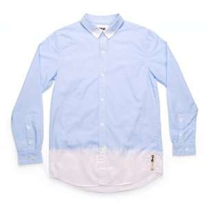 Purposely Bleached Dress Shirts