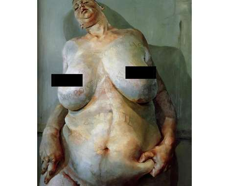 49 Alluring Depictions of Obesity