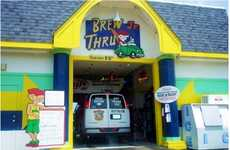 Fast Beer Vending Franchises - 'Beer Thru' Brew and Convenience Drive-Through Stores