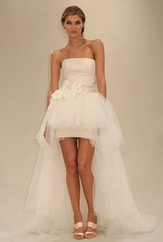 Chopped Wedding Gowns
