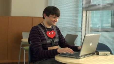 Internet Hugging Simulators