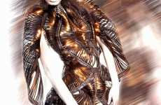 Coiled Corsette Fashion
