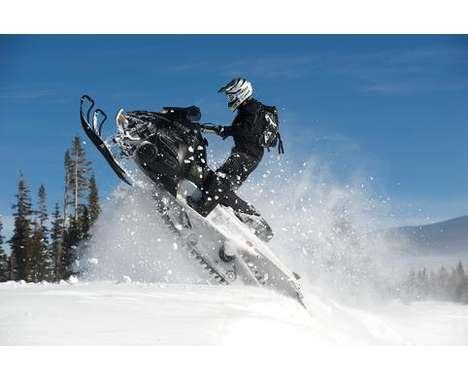 12 Super Snowmobiles