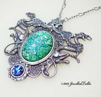 Tudor-Inspired Jewelry