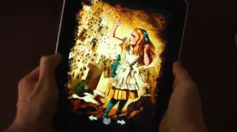 Interactive iPad Fairytales