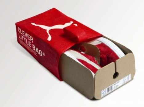 Eco Minimalist Shoeboxes