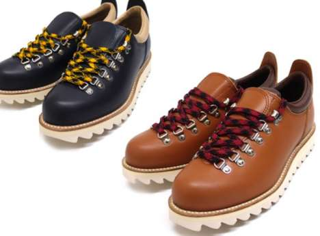 High-End Hiking Shoes