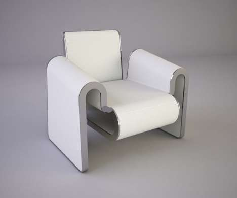Letter-Inspired Seating