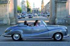 Retro Chauffeured City Tours - The BMW Classic Tour is a Luxurious Way to See Munich