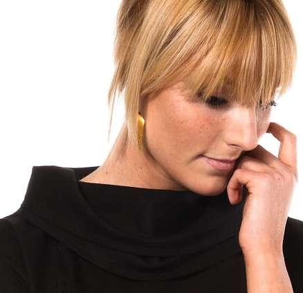 Folded Dress Collars