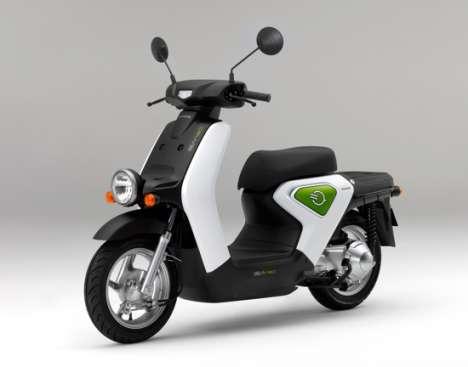Eco-Elctro Scooters