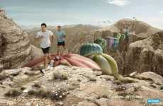 Air Balloon Jogging