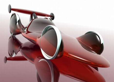 Bubbly Supercars