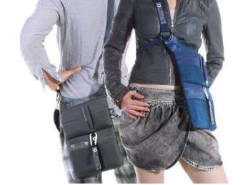 Hipster iPad Bags
