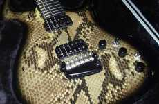 Snakeskin Guitars - The Limited Edition Deluxe 'Parker Fly Mojo' Musical Instrument