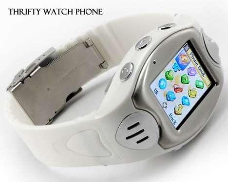 Wristwatch Phones