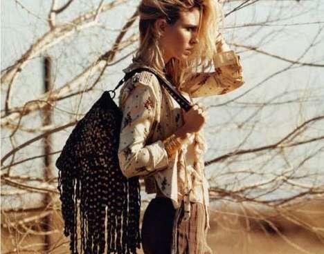 Hitch Hiking Cowgirl Fashion