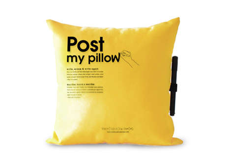 Post-It Note Pillows