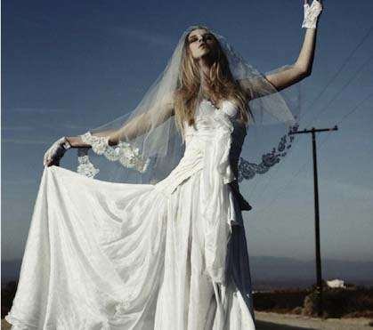 Runaway Bride Pictorials