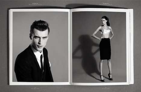 Classic Portrait Fashiontography