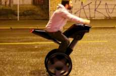 New Age Eco Segways - Erik Lunuza's Taurus Bike Offers an Earth-Friendly Ride