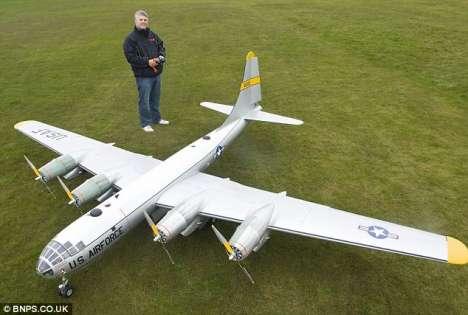 Massive Model Planes