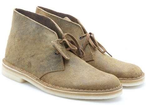 Faux Desert Footwear