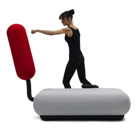 Punching Bag Furniture
