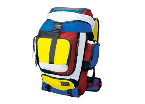 Color-Popping Backpacks