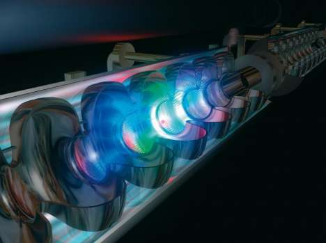 Shipshape Military Lasers - Free Electron Laser by Boeing for the US Navy Gets its Sea Legs