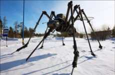 Insect Shrines - The Mosquito Monument by Valery Chaliy of Russia Honors World's Most Hated Bug