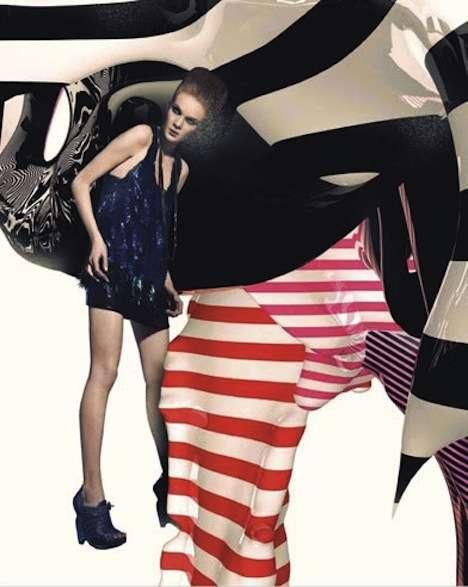 Trippy Fashiontography