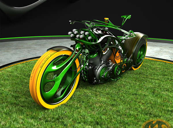 Lawnmower Superbikes