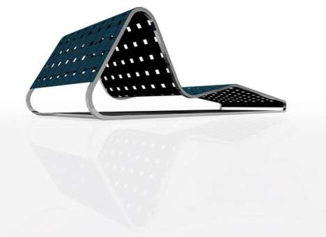 Cheese Grater Seating