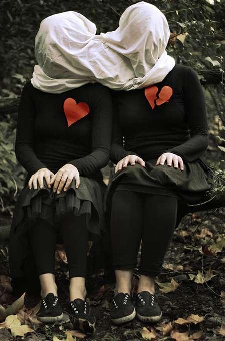 Anonymous Emotive Photography