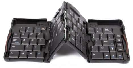 Folding Keyboards