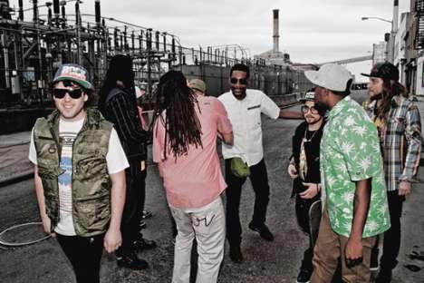 Back Alley Hip Hop Fashion