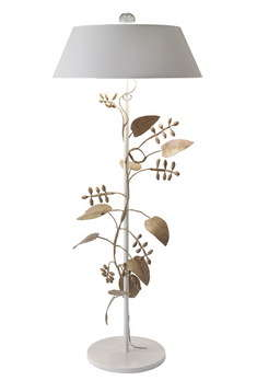 Leafy Forest Lamps