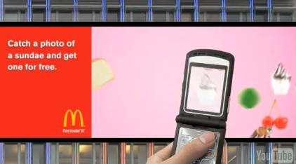 Fast Food Paparazzi Ads