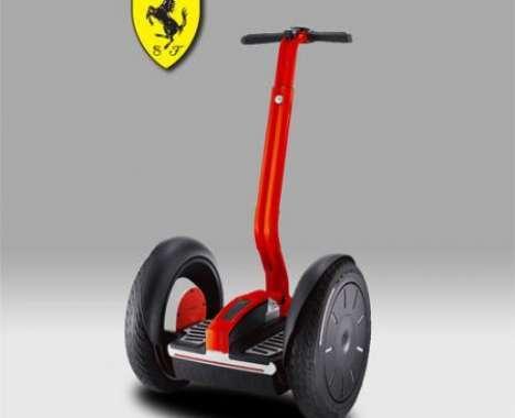16 Non-Automotive Ferrari Finds