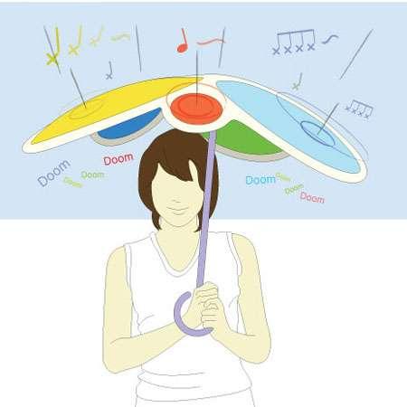 Percussion Precipitation Protection